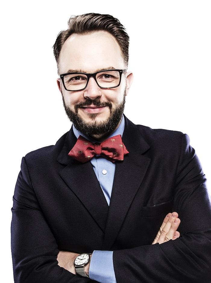 Michał Pozdał Seksuolog